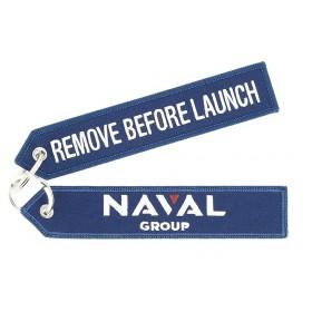 Naval Group Navy Keyring