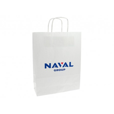 Sac papier Naval Group