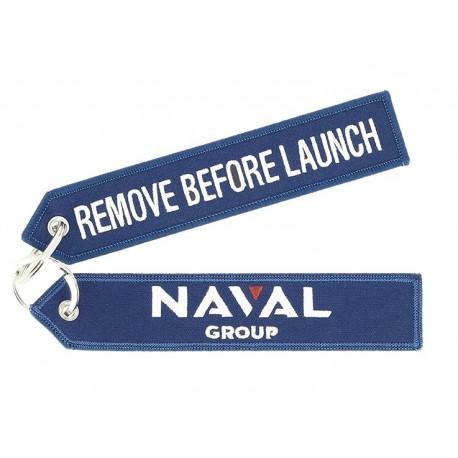 Keyring Naval Group Navy