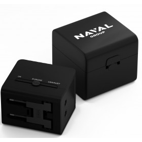 Naval Group Universal travel adapter