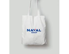 White coton Bag