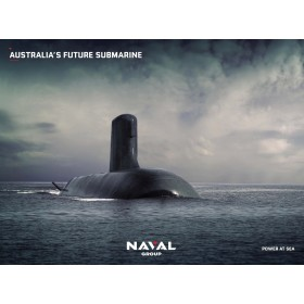 AUSTRALIA'S FUTURE SUBMARINE Poster