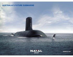 AUSTRALIA'S FUTURE SUBMARINE 2 Poster