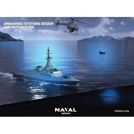 UNMANNED SYSTEMS Poster