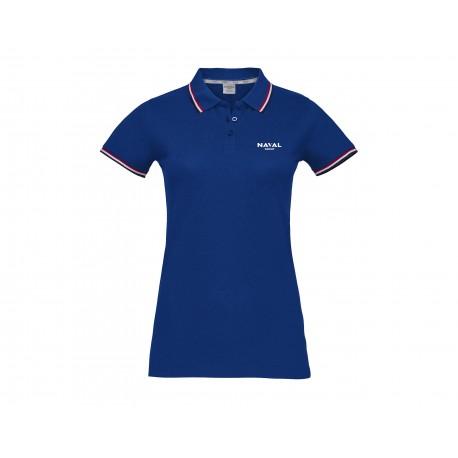 Women's Blue Executive Polo Shirt