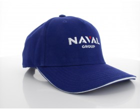 Casquette Naval Group